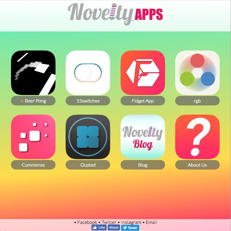 Novelty Apps